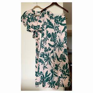 Alexis Lali Tropical Print Matching Set